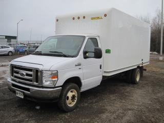 Used 2015 Ford Econoline 16' Cube Van for sale in Thunder Bay, ON