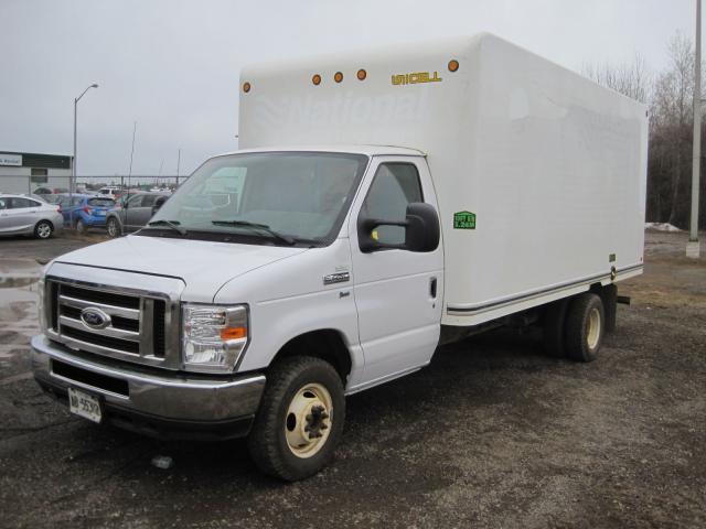 2015 Ford Econoline 16' Cube Van
