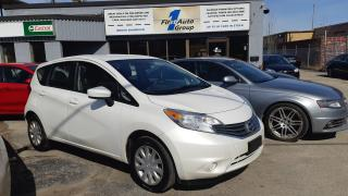 Used 2015 Nissan Versa Note SV w/Backup Cam for sale in Etobicoke, ON