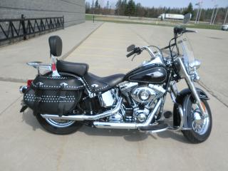 Used 2012 Harley-Davidson Heritage Softail Classic FLSTC for sale in Blenheim, ON