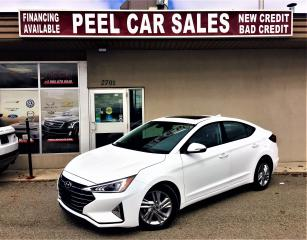 Used 2019 Hyundai Elantra SPORT SUNROOF ALLOYS  for sale in Mississauga, ON