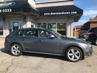 Used 2013 Audi Allroad Premium Plus for sale in Mississauga, ON