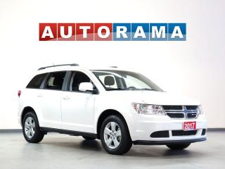 Used 2017 Dodge Journey GT 7-PASSENGER LEATHER ALLOYS PREMIUM SOUND SYSTEM for sale in Toronto, ON