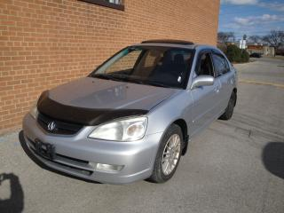 Used 2003 Acura EL Premium for sale in Oakville, ON