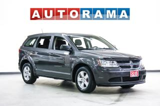 Used 2015 Dodge Journey 7 PASSEGER LEATHER SUNROOF BACKUP CAMERA for sale in Toronto, ON