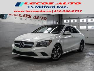 Used 2016 Mercedes-Benz CLA-Class CLA 250 for sale in North York, ON
