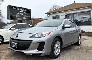 Used 2013 Mazda MAZDA3 GX for sale in Mississauga, ON