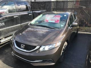 Used 2014 Honda Civic EX for sale in Halifax, NS