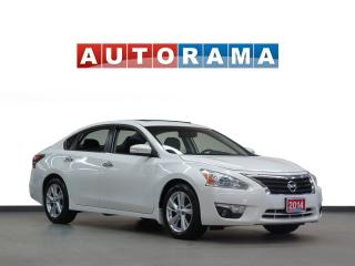 Used 2014 Nissan Altima SL LEATHER SUNROOF ALLOY WHEELS BACKUP CAM for sale in Toronto, ON