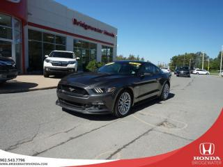 Used 2017 Ford Mustang GT Premium 5L V8 - w/ Hurst Shifter - Stick Shift / Manual for sale in Bridgewater, NS