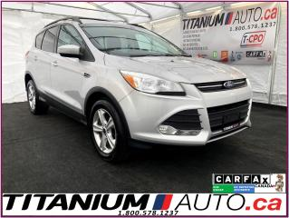Used 2013 Ford Escape SE-4WD-GPS-Heated Leather Power Seats-Power Trunk for sale in London, ON