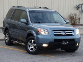 Used 2006 Honda Pilot EX-L, LEATHER, 4WD, 8-PASSENGER, DVD PLAYER,LOADED for sale in Mississauga, ON
