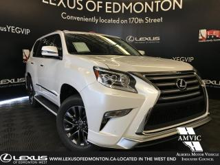 New 2019 Lexus GS 460 Standard Package for sale in Edmonton, AB