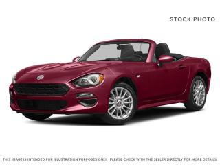 Used 2017 Fiat 124 Spider Classica for sale in Cold Lake, AB