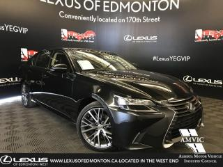 Used 2016 Lexus GS 350 EXECUTIVE PACKAGE for sale in Edmonton, AB