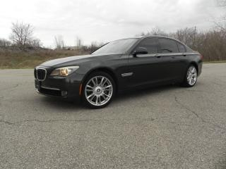 Used 2010 BMW 750Li for sale in Brantford, ON