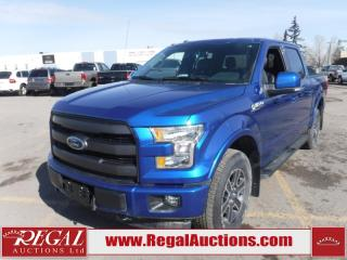 Used 2017 Ford F-150 LARIAT SUPERCREW SWB 4WD 5.0L for sale in Calgary, AB