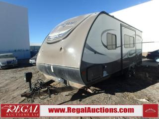 Used 2016 Forest River SURVEYOR 226RBDS TRAVEL TRAILER for sale in Calgary, AB