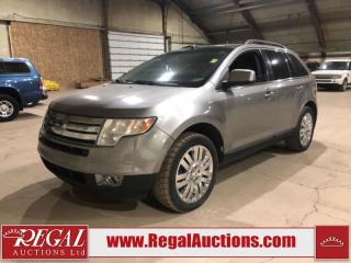 Used 2008 Ford Edge Limited 4D Utility AWD for sale in Calgary, AB