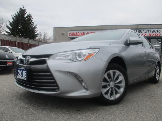 2015 Toyota Camry LE-BACK UP CAMERA-BLUETOOTH-TOUCH BUTTON SCREEN