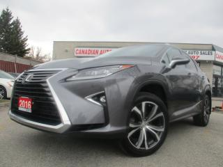 Used 2016 Lexus RX 350 AWD-TECH-PKG-NAV-CAM-ROOF-TOURING-HTD-CALLED-SEATS for sale in Scarborough, ON