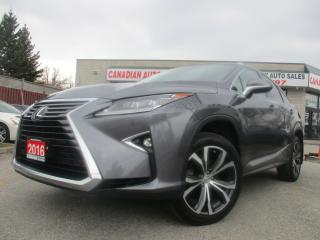 Used 2016 Lexus RX 350 AWD-TECH-PKG-NAV-CAM-ROOF-TOURING-HEATED-BLUETOOTH for sale in Scarborough, ON