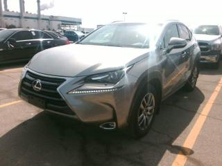 Used 2016 Lexus NX AWD-NX200T-LTHER-ROOF-CAMERA-BLUETOOTH-ALLOY-LOADE for sale in Scarborough, ON