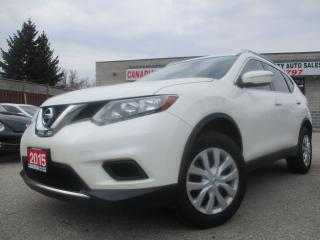 Used 2015 Nissan Rogue AWD-CAMERA-BLUETHOOTH-HEATED SEAT for sale in Scarborough, ON
