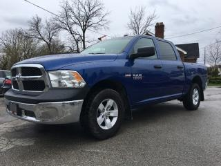 Used 2017 RAM 1500 Grew CAB SXT Back UP Camera for sale in London, ON