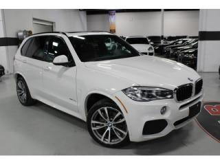 Used 2015 BMW X5 xDrive35d   M Sport   7-Passenger for sale in Vaughan, ON