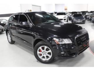 Used 2013 Audi Q5 2.0L   PREMIUM PLUS for sale in Vaughan, ON