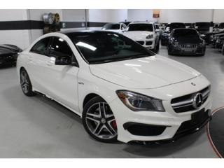 Used 2015 Mercedes-Benz CLA-Class 45 AMG for sale in Vaughan, ON