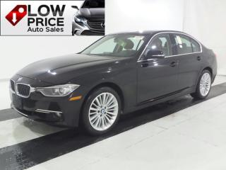 Used 2015 BMW 328i Navi*Camera*HtdSeats*Bluetooth*More! for sale in Toronto, ON