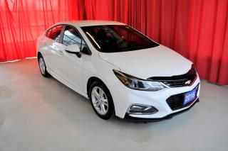 Used 2016 Chevrolet Cruze LT Sedan | Alloy Wheels | RS Package for sale in Listowel, ON