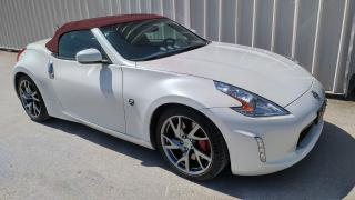 Used 2013 Nissan 370Z 370Z Touring | Convertible | Nav | One Owner for sale in Listowel, ON