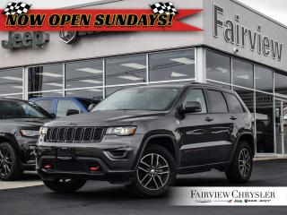 Used 2018 Jeep Grand Cherokee Trailhawk l SUNROOF l TOW PKG l for sale in Burlington, ON