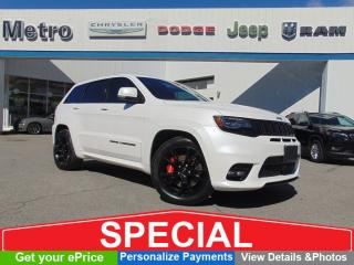 Used 2017 Jeep Grand Cherokee SRT for sale in Ottawa, ON