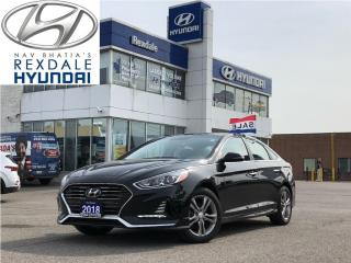 Used 2018 Hyundai Sonata GLS, Leather interior for sale in Toronto, ON