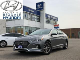 Used 2018 Hyundai Sonata GL for sale in Toronto, ON