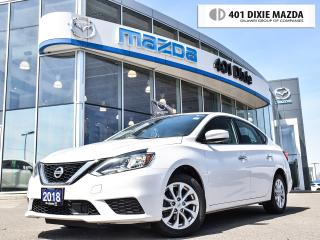 Used 2018 Nissan Sentra 1.8 SV Midnight Edition|NO ACCIDENTS|ONE OWNER for sale in Mississauga, ON