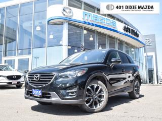Used 2016 Mazda CX-5 GT|1.9% FINANCE AVAILABLE|NAVIGATION|MOONROOF for sale in Mississauga, ON