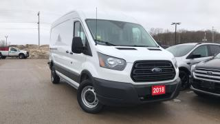 Used 2018 Ford Transit VAN BASE 3.7L 250 REVERSE CAMERA for sale in Midland, ON