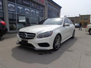 Used 2016 Mercedes-Benz E-Class E250 BlueTEC 4MATIC.AMG-STYLE.NAVI.PANO ROOF for sale in Etobicoke, ON