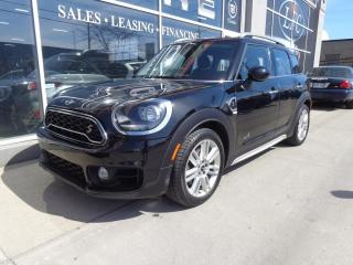 Used 2018 MINI Cooper Countryman Cooper S.ALL4WD. PANORAMIC ROOF.AUTO for sale in Etobicoke, ON