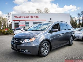 Used 2016 Honda Odyssey Touring for sale in Port Moody, BC