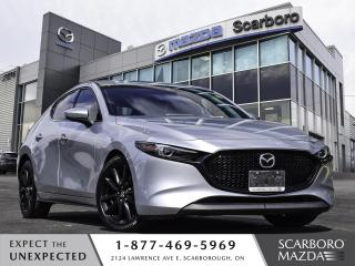 Used 2019 Mazda MAZDA3 Sport 0.99%FINANCE|CPO|GT PREMIUM|HATCHBACK|REMOTE START for sale in Scarborough, ON