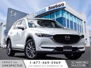 Used 2019 Mazda CX-5 1.5%@FINANCE|CPO|GT|AWD|NAVI|LEATHER for sale in Scarborough, ON