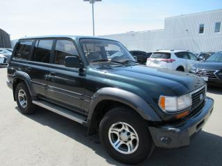 Used 1997 Lexus LX 450 - for sale in Toronto, ON