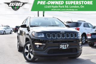 Used 2017 Jeep Compass North - One Owner, Like New for sale in London, ON