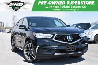 Used 2017 Acura MDX Navigation Package - One Owner, Sunroof for sale in London, ON